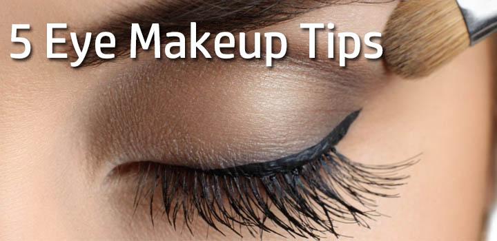 5 Eye Makeup Tips