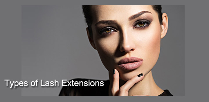 Types of Lash Extensions