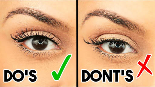 how to remove your mink lashes